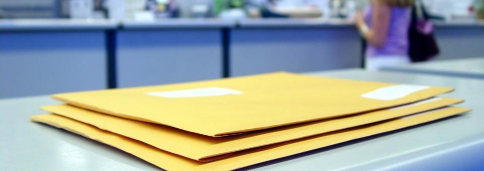 Pašto ir kurjerių paslaugos