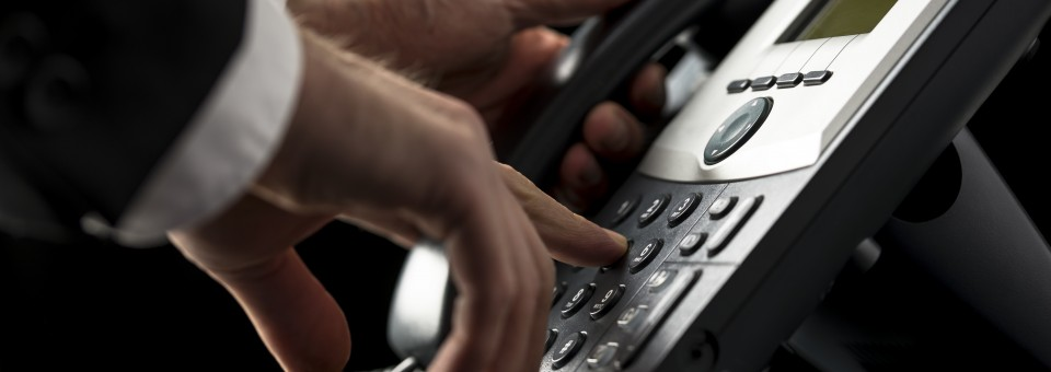 Viešasis fiksuotas telefono ryšys