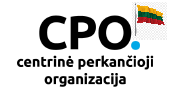 Centrinė perkančioji organizacija - CPO